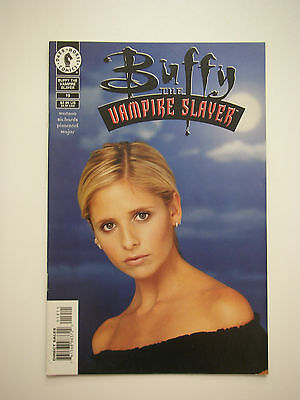 Buffy the Vampire Slayer Comic # 19 - March 2000 - Photo Cover - Dark Horse