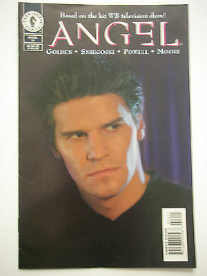 Angel Comic # 14 - December 2000 - Photo Cover - Dark Horse - Buffy Universe