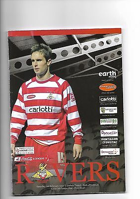 Doncaster Rovers  v  Carlisle United, 3rd February 2007