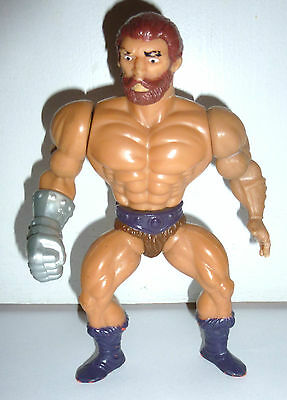 Masters of the Universe - Fisto (defekt) - Actionfigur motu 80er He-man
