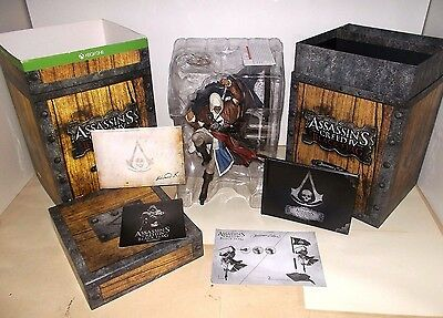 XBOX ONE Assassin's Creed IV Black Flag BUCCANEER EDITION~No Game!