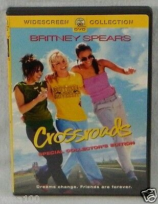 Crossroads (DVD, 2002, Collectors Edition) Widescreen