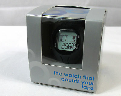 Swimovate PoolMate 2 Gray Lap Counting Swim Watch pool & Open Water Computer