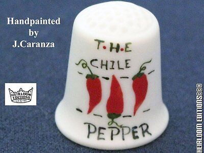 Chile Pepper Thimble