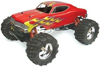 1969 Monster Muscle Car Monster Truck Body by Parma