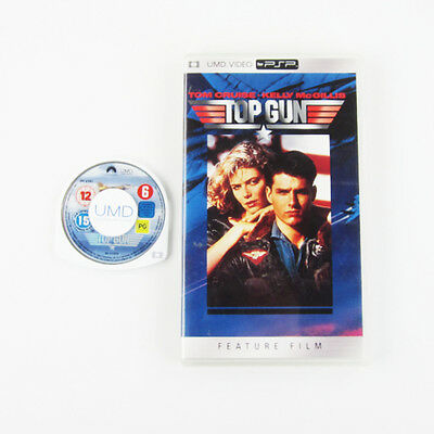 PSP UMD VIDEO : TOP GUN in OVP