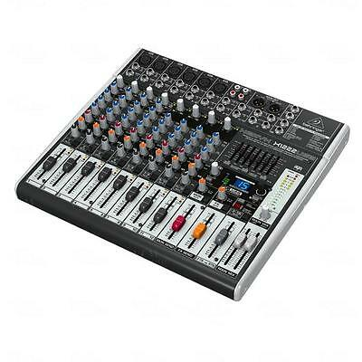 Behringer XENYX X1222USB PA Mixer 16 Channel