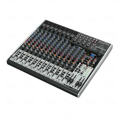 Behringer XENYX X2222USB PA Mixer 22 Channel