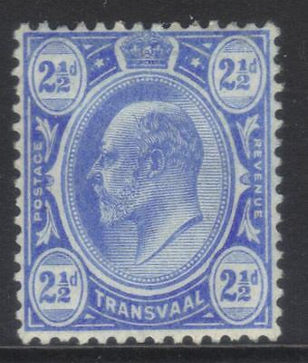 Transvaal 1905-1909 Definitives Sg276 M/m Cat £28