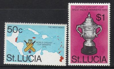 St Lucia 1976 Wi Victory In World Cricket Cup U/m