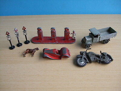 Group of Vintage Diecast LESNEY / MATCHBOX Models - Restoration Challenge! Moko