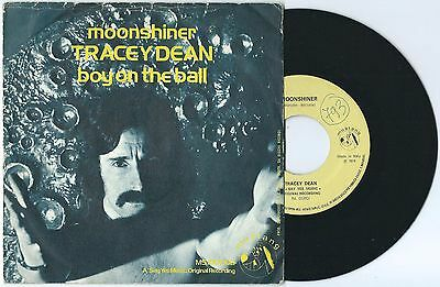 """7"""" TRACEY DEAN Moonshiner (Mustang 74 ITALY) glam rock disco Moroder unique EX!"""