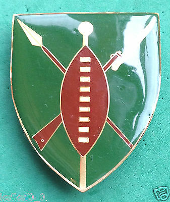 TRANSKEI DEFENCE FORCE FLASH / BADGE - SWATF SADF south africa african
