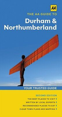 The AA Guide to Durham & Northumberland (Travel Guide) (Paperback), 97807495776.