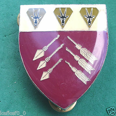 1 SOUTH WEST AFRICA MEDICAL COMMAND FLASH / BADGE - SWATF SADF south african