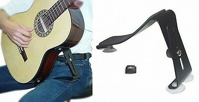 No brand Guitar rest Guitar supporter classical / acoustic guitar w Pick Holder