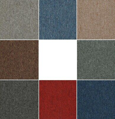 20 Quality Industrial Loop Pile Carpet Tiles ON SALE with 50% OFF