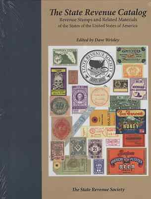 State Revenue Catalog 2013 including marijuana stamps.