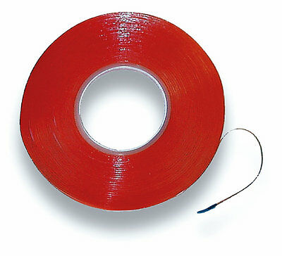 Elivane Archery 3mm x 3m Double Sided Fletching Tape Stick Plastic Vanes Arrows