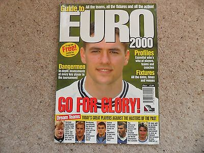 Guide to Euro 2000 football Finals