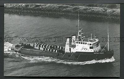 "Pc Size Photo - ""suffolk Prince""  1982 Small And Co Lowestoft"