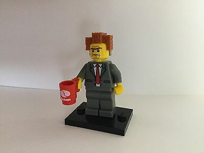 LEGO 'Movie' Minifigures - President Business -New