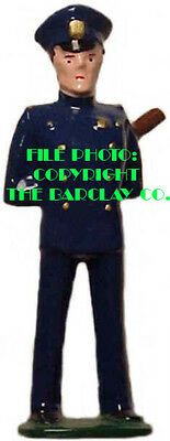 # 27 - Cop w/ Night Stick: New Barclay Production