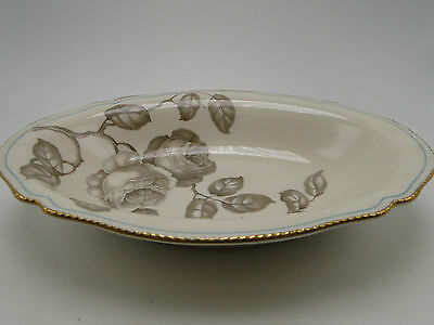 American Castleton China Gloria pattern Oval Vegetable Serving Bowl