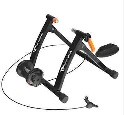 NEW INDOOR BICYCLE TRAINER ROLLERS Magnetic Stand Cycling Training Workout
