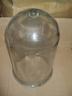 Vacuum Bell Jar with  Lab Glass Large