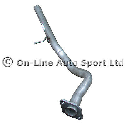 Mazda MX5 MK2 1.6 1.8 ('98-'00)  Exhaust Race Tube - Hoffmann Centre Pipe
