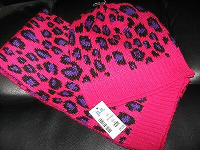 Aeropostale Animal Print Scarf New NWOT P.S. PS Cute! $24.50