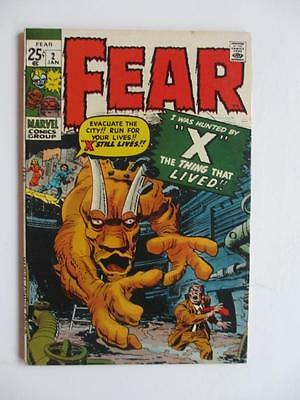 Adventures Into FEAR # 2 - HIGHER GRADE -  Horror Mystery Stories! MARVEL