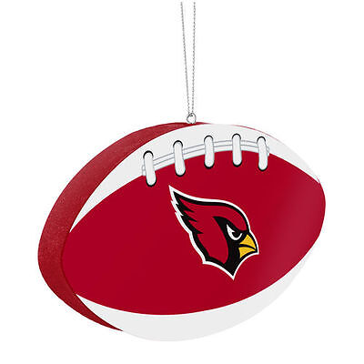 Arizona Cardinals Football Ornament - NFL