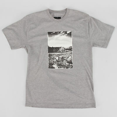 Club Ride Ride Daily Mountain Short Sleeve T-Shirt SMALL Grey