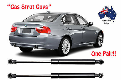 Gas Struts suit BMW 3 Series BOOT E90  2005 to 2012 OEM Quality new PAIR E90HK