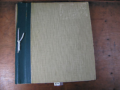 Japan stamps in album all period mixed interesting collection 677