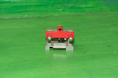 Hornby Dublo hydraulic buffer stop with electric light - oo gauge