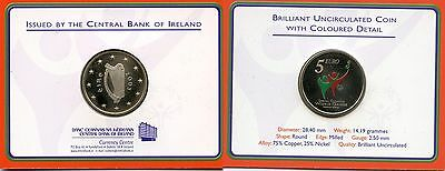 Irland 5 Euro 2003 Special Olympics World Games                           # 6299