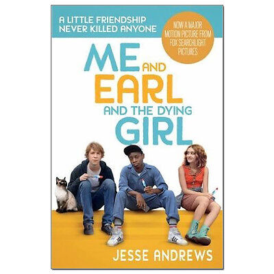 Me and Earl and the Dying Girl by Jesse Andrews 9781760290443 NEW [PB]