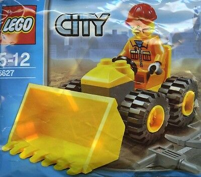 Lego City Mini Dozer 5627 Polybag BNIP