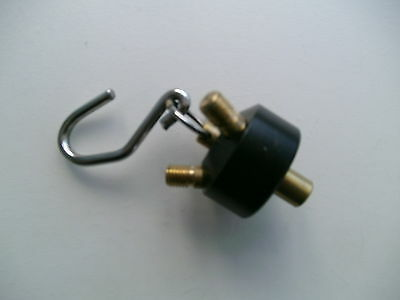 Heavy Duty Compact  ''o'' Tripod Block For Scales Pole Rollers Etc.