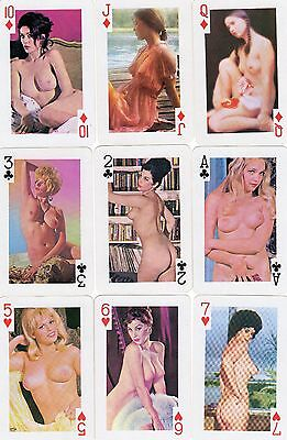"""PACK of RARE VINTAGE """"Lovely Ladies - Gaiety (Superb Cards)"""" Playing Cards"""