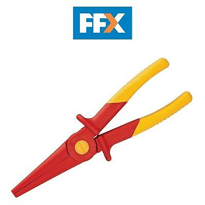 Knipex 986202 Long Nose Plastic Insulated Pliers 220mm