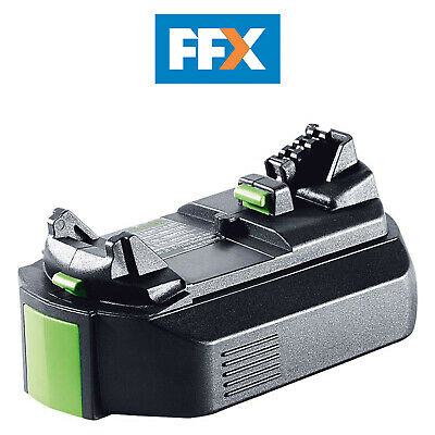 Festool BP-XS 2.6 Ah Li-Ion 10.8v 2.6Ah Lithium Ion Battery Pack