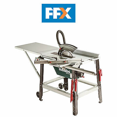Metabo TKHS315M 240v Table Saw with Sliding Carriage