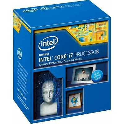 Intel Core i7 4790  1150 8MB Cache 3,6GHz boxed