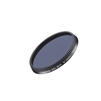 walimex pro ND16 filter for DJI Inspire 1 (X3), grey filter, reduces light