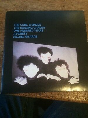 THE CURE A Single with Hanging Garden, A Forest, 100 Years, Killing An Arab.