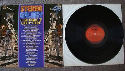 Stereo Galaxy From Music For Pleasure Emi Orchestral Lp Various Artists